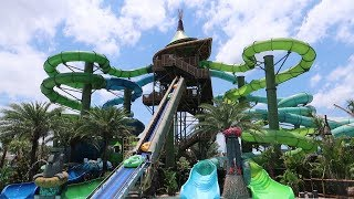 Our First Look At Volcano Bay Universal Orlando's New Water Theme Park!