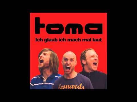 Toma - Komm lass uns gehn (deutscher Indie Rock) - german alternative music