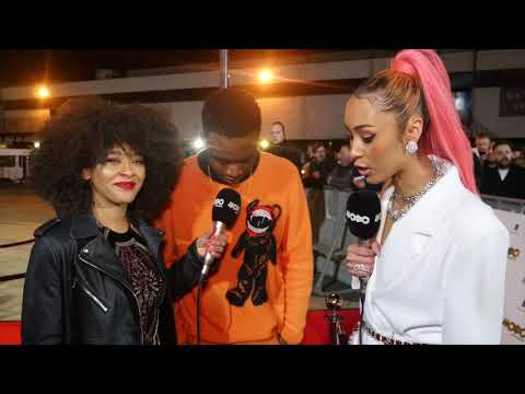 Download Lagu Not3s | Red Carpet Interview | 2017 MOBO Awards MP3 Free