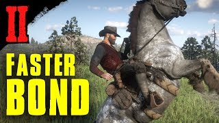 Horse Bonding Quick Tips | Red Dead Redemption 2