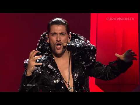 Cezar - It's My Life (romania) - Live - 2013 Semi-final (2) video