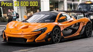 Most Expensive NEW cars in 2019