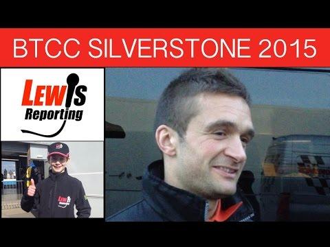 Colin Turkington - TeamBMR - BTCC Silverstone 2015 Race 3 Winner