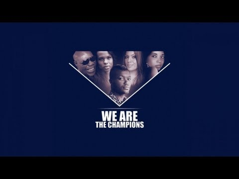Lady Ponce Feat Djibril Cisse, Manu Dibango, Truth Hurts, Shaniz - We Are The Champions