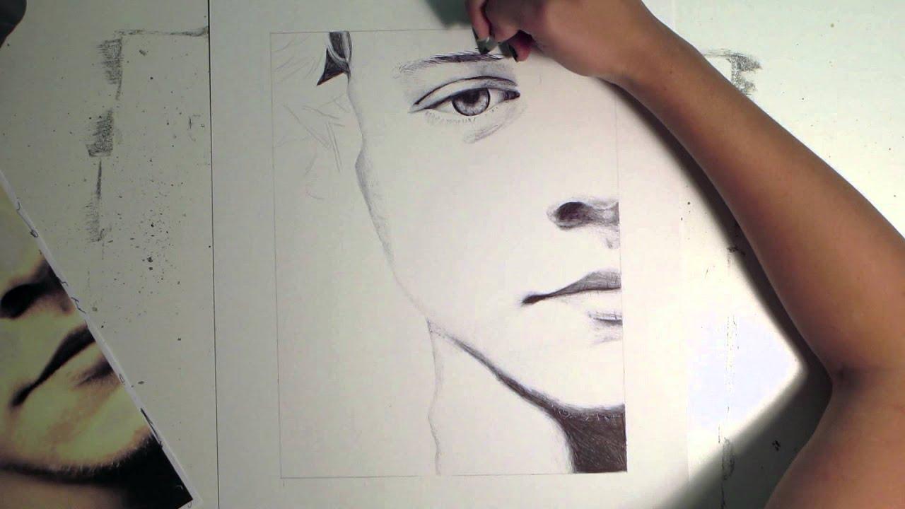 Harry Styles Eye Drawing Harry Styles Speed Drawing