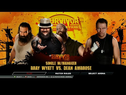 media the bray wyatt theme song