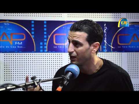الصحبي بن عزيزة مدرب جمعية الحمامات ضيوف Sport Week