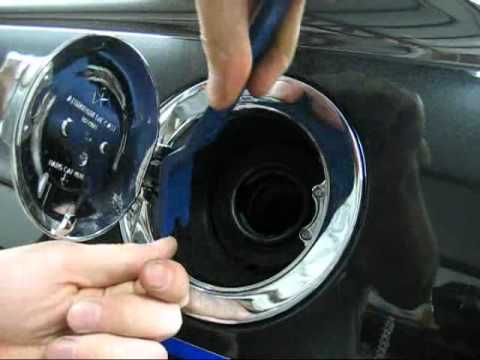 Locking Gas Cap Installation