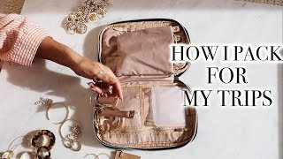 GET PACKING WITH ME | iluvsarahii