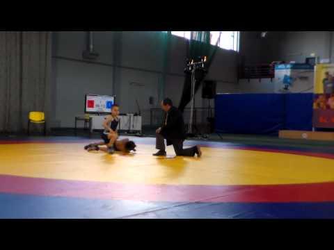 4.Alutaguse Mõmmi 23 кг Shirokov Nikita - Vitalijs Malinovskis