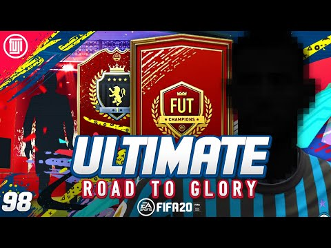 BEST REWARDS YET!!!! ULTIMATE RTG #98 - FIFA 20 Ultimate Team Road to Glory