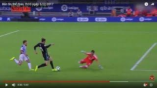 Tin Thể Thao 24h Hôm Nay (7h10 - 6/12): Gareth Bale Sẽ Dự Fifa Club World Cup cùng Real Madrid