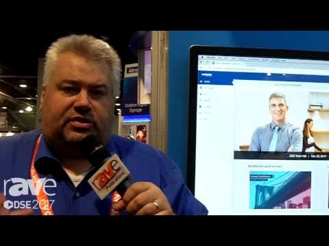 DSE 2017: Hughes Shows Off MediaTraining Employee Engagement Tool
