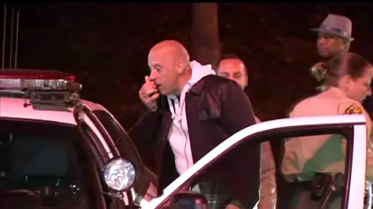 Vin Diesel visit Paul ...