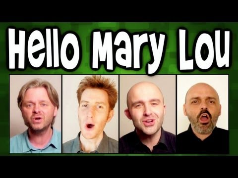 Hello Mary Lou - A Cappella Barbershop Quartet