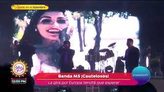 ¡La Banda MS mostró la portada de su nuevo disco! | Sale el Sol