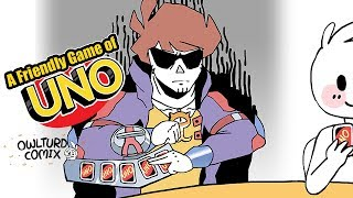 A Friendly Game of Uno - ShenComix Dub