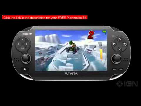 how to get mario kart on ps vita