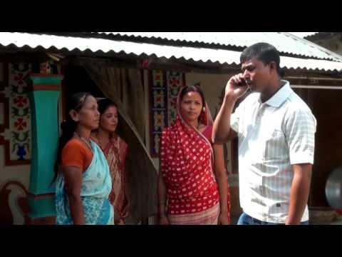 maithili film bideshi doller