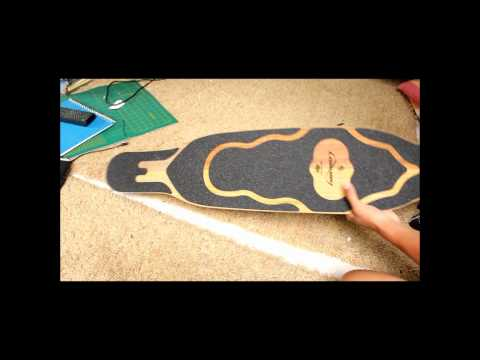 Loaded Fattail Longboard Unboxing