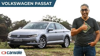 Volkswagen Passat | Luxury, Comfort, Driving Fun - All Packed Into One | CarWale