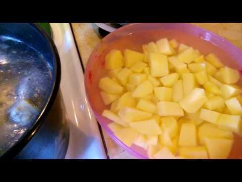 Похлебка куриная с картофелем. Простой и вкусный ужин