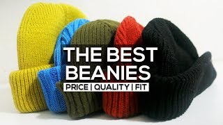 THE BEST BEANIES  AUTUMN ESSENTIALS