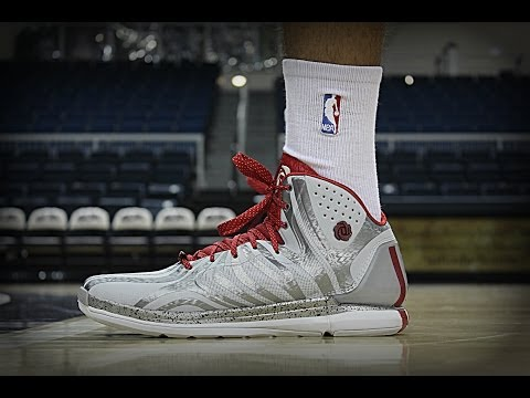Adidas Rose 4.5 Performance Test