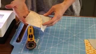 Using your QCR Mini Ruler
