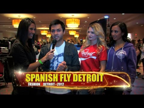 Spanish Fly Detroit @ Fashion in Detroit 2012