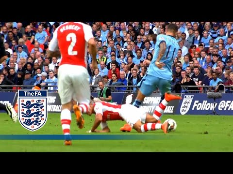 Arsenal v Manchester City 3-0 | Snapshots