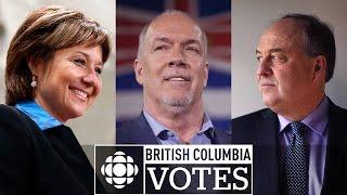 B.C. Votes 2017: CBC's election night coverage