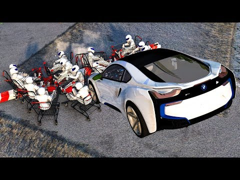 WILL IT STILL DRIVE? #41 - BeamNG Drive Crashes | CRASHdriven