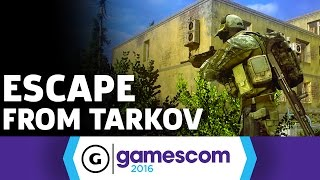 7 Minutes of Exclusive Gameplay: Escape From Tarkov