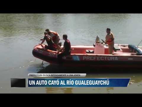 Una mujer cayó al río y murió ahogada cuando aprendía a manejar