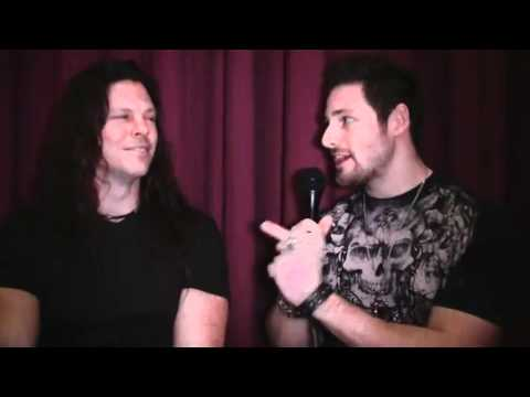 Megadeth Interview with Guitarist Chris Broderick on 2012 Gigantour