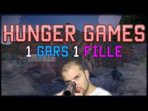 MCPVP • UN GARS UNE FILLE EN HUNGER GAMES ! ☺ ☻