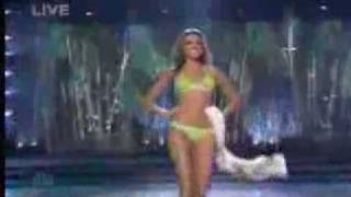 lady gaga just dance miss universo 2008