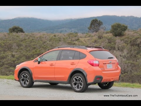 2013 and 2014 Subaru XV Crosstrek Review and Road Test