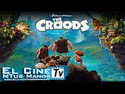 Los Croods: Una aventura prehistórica - Trailer Español - El Cine N´Tus Manos