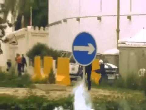 A.K Hotline-   Bahraini Terrorists , Attack the police