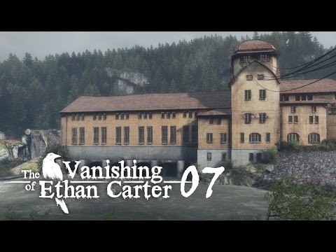 THE VANISHING OF ETHAN CARTER [07] ★ Barrage fluviale