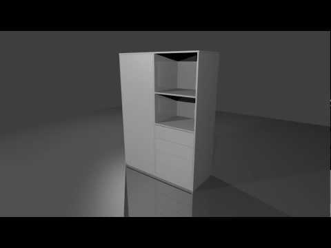 Kledingkast maken mdf zelf een kledingkast maken van mdf youtube for Maak een kledingkast