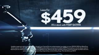 The 2013 Lexus RX 350 | Lexus Golden Opportunity Sales Event