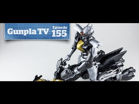 Gunpla TV - 155 - Nobunaga the Fool! Neo-Zeong bag giveaway! - Hlj.com