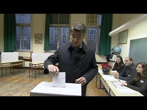 Croatia votes in anti-gay marriage referendum
