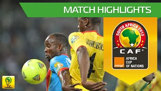 CAN Orange 2013 | RD Congo 1-1 Mali