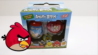 Candy Toy - Angry Bird Gift Set -  Kosher Candy from Israel