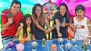 DESAFIO DO COFRE MISTERIOSO! - (QUEM FICOU RICO?) - KIDS FUN