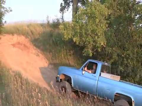 1986 chevy truck Video
